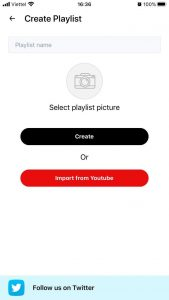 Teatube - Free app to play Youtube in the background on iPhone (2)