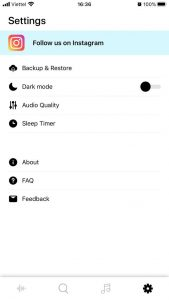 Teatube - Free app to play Youtube in the background on iPhone (3)
