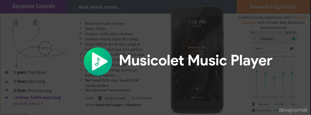 Musi alternatives for Android (4)